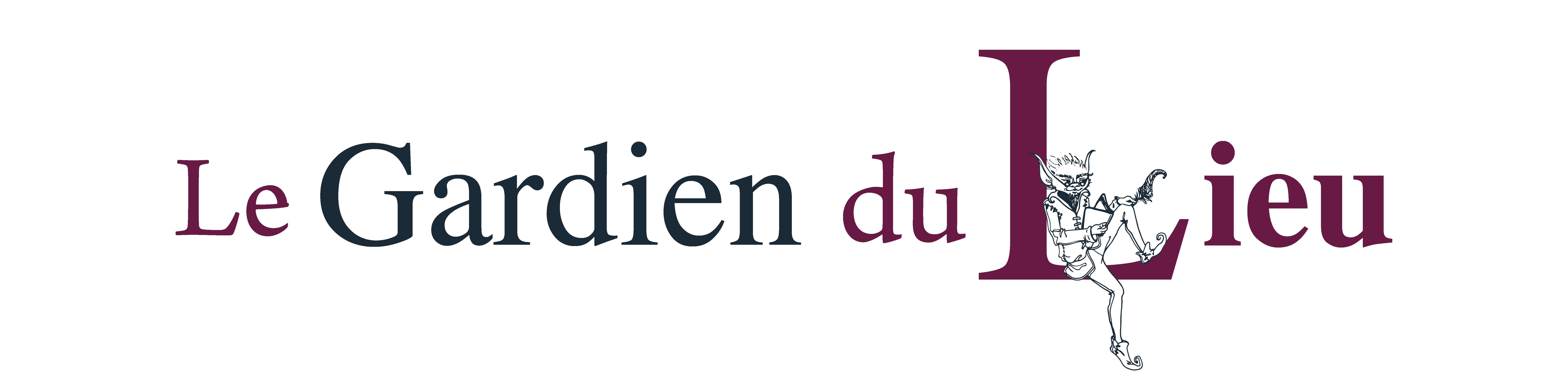 Le Gardien Du lieu Logo